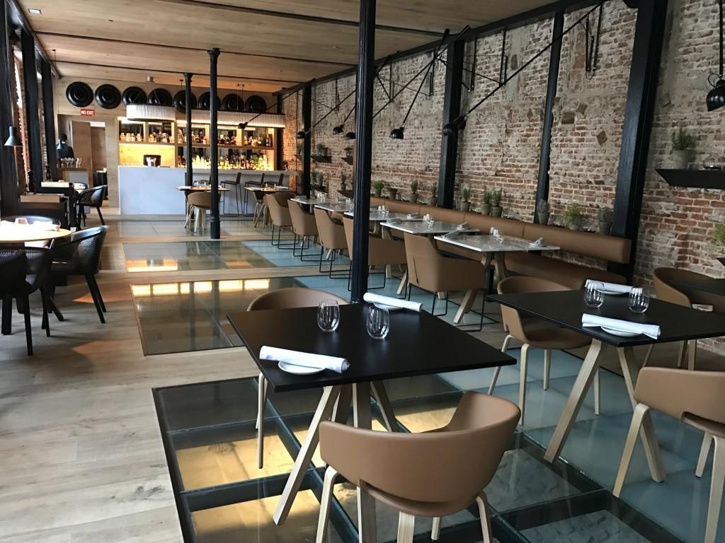 Gran Melia Palacio De Los Duques Madrid private dining room