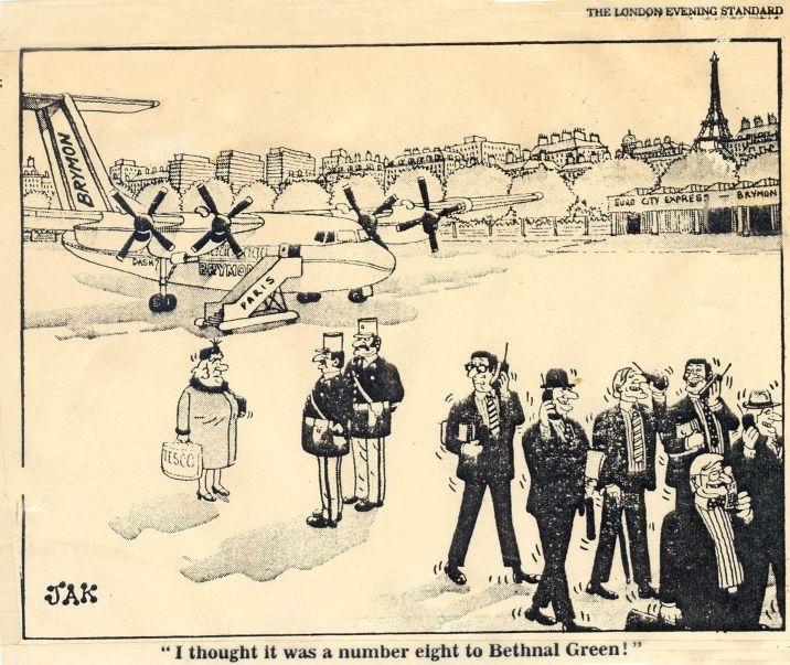 london-city-airport-evening-standard-cartoon-1987