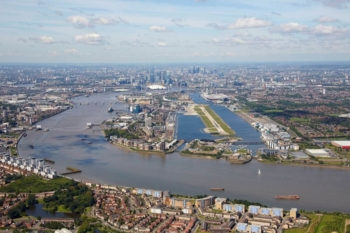 London City Airport to close until the end of April