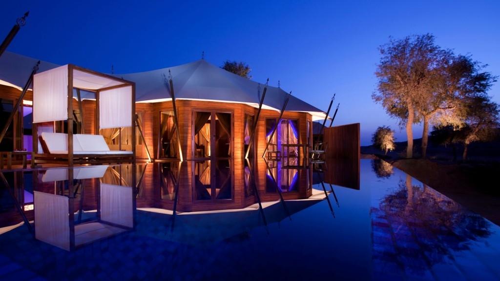 Ritz Carlton Al Wadi 1