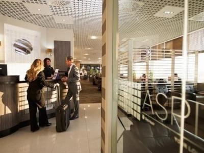 Aspire lounge reopens at Birmingham Airport