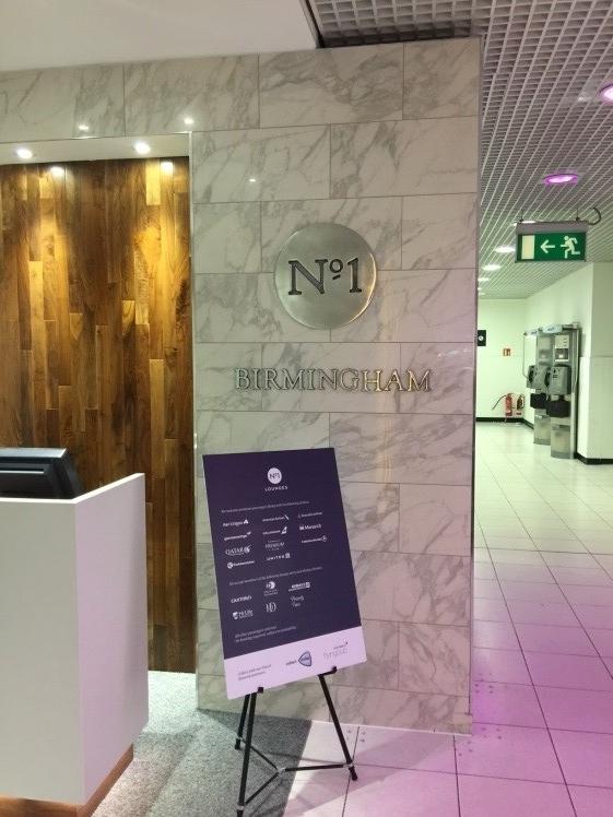 no 1 lounge birmingham airport 1