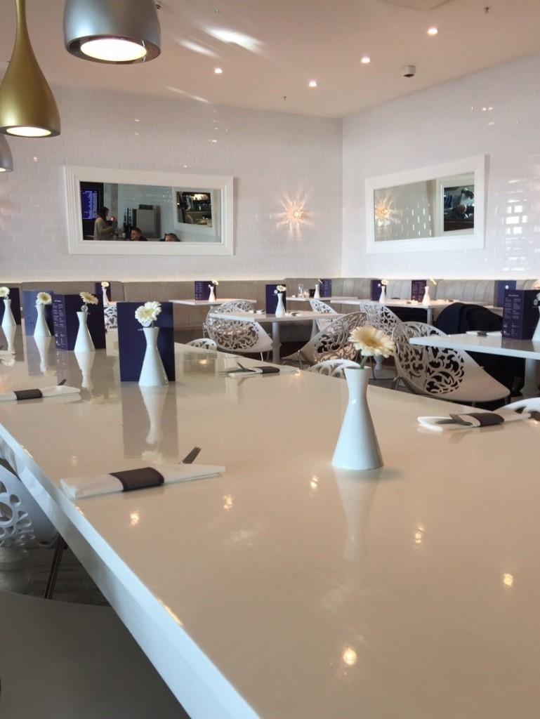 no 1 lounge birmingham airport review 4