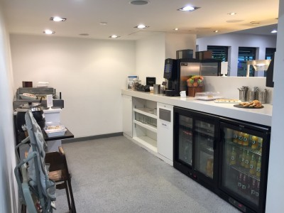 Review of The Yorkshire Premier Lounge at Leeds Bradford Airport
