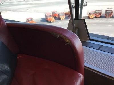 Iberia Velazquez lounge Madrid Airport