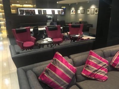 Review British Airways Galleries Lounge Glasgow Airport