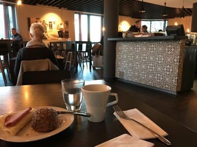 Frankfurt element breakfast
