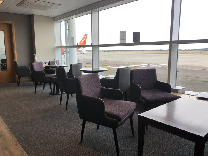Review Aspire Lounge Inverness Airport