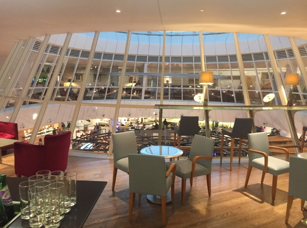 Ba Lounge Terminal 3 >> Review Of The Ba Terraces Lounge At Manchester T3