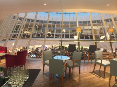 BA terraces lounge manchester t3 8