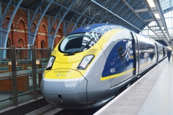 American Express Membership Rewards Eurostar