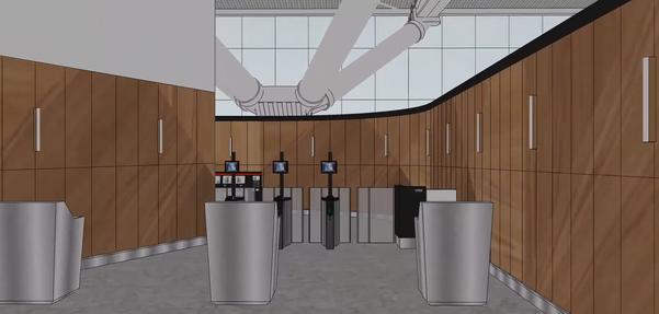 First Wing British Airways Terminal 5 3