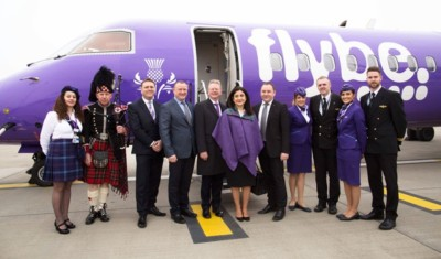 Flybe fly from heathrow