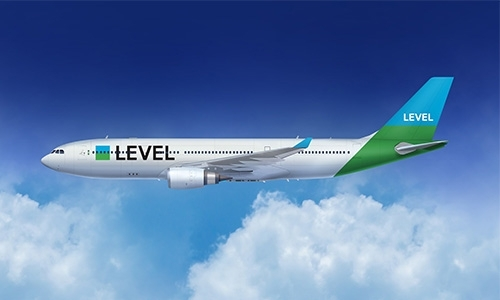 Level airline A330