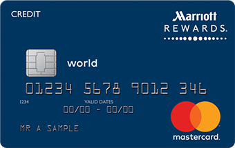 Marriott Rewards UK Mastercard
