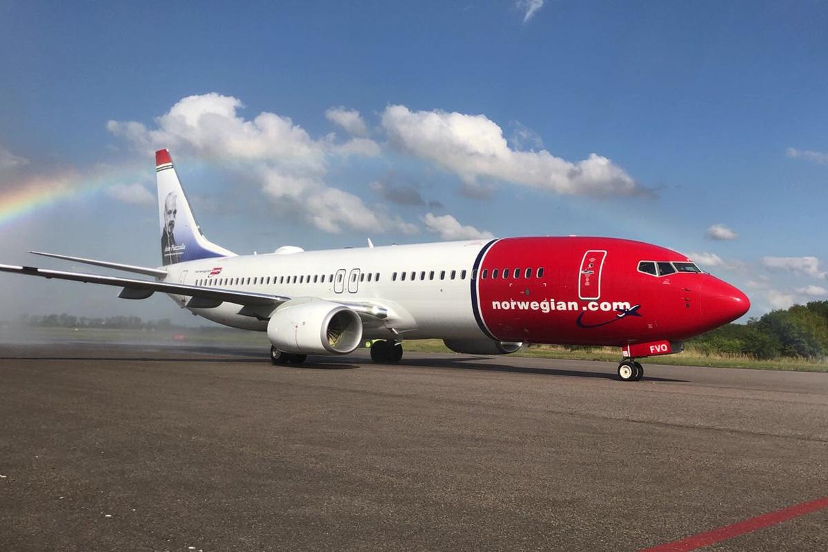 Norwegian planning 142 UK flights weekly for 2022