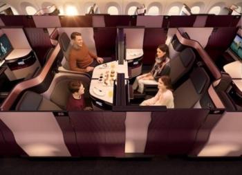 Qatar Airways launches a new premium cabin sale