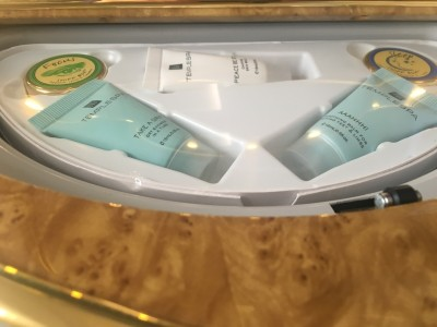 Emirates A380 First Class review