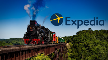 Expedia trains rail