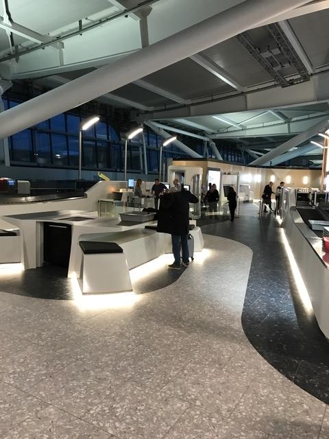 The First Wing British Airways Heathrow Terminal 5