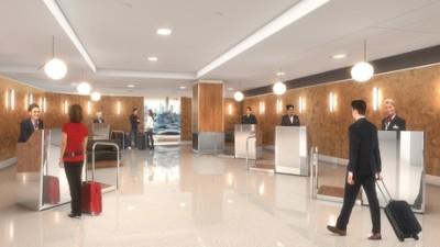 British Airways refurbishment plans New York JFK Terminal 7