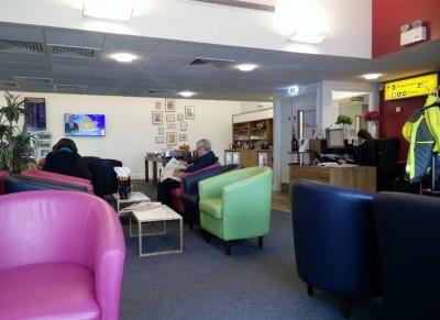 Priority Lounge Southampton 3