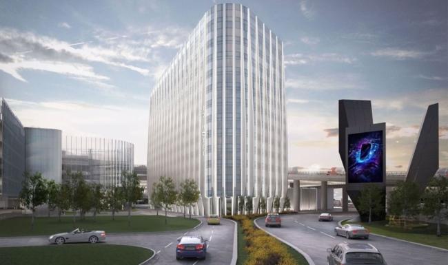 Terminal 2 new hotel