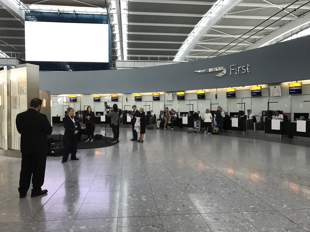 The new British Airways First Wing at Heathrow Terminal 5 reviewed