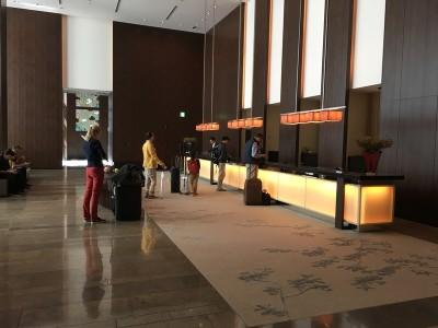 Conrad Tokyo hotel review