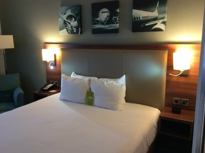 Hilton Garden Inn Heathrow Airport Hatton Cross review