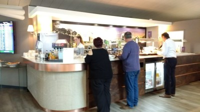 Aspire Lounge Bristol Airport review