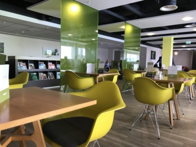 Escape Lounge Stansted Airport review 11