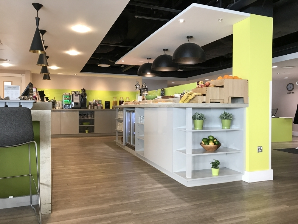 Escape Lounge Stansted Airport review 14