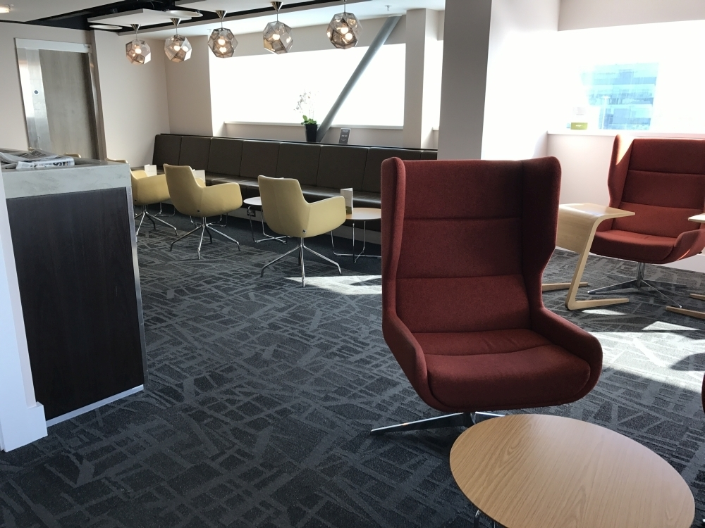 Escape Lounge Stansted Airport review 5