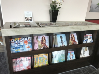 Escape Lounge Stansted Airport review 6