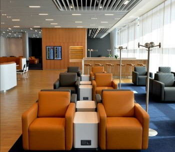 Lufthansa Lounge Heathrow Terminaal 2