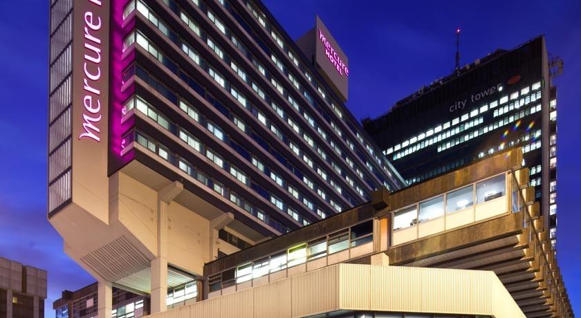 List Of Mercure Hotels Uk
