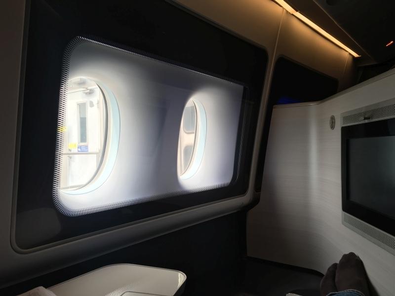 British Airways First Class review