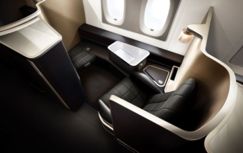 British Airways free first class upgrade
