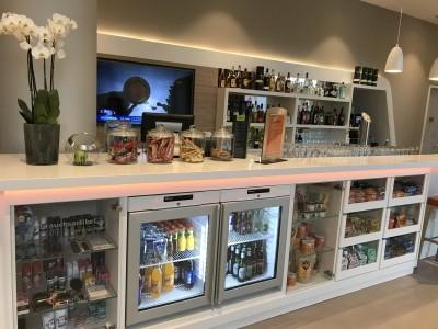 Hampton by Hilton Alexanderplatz Berlin bar review