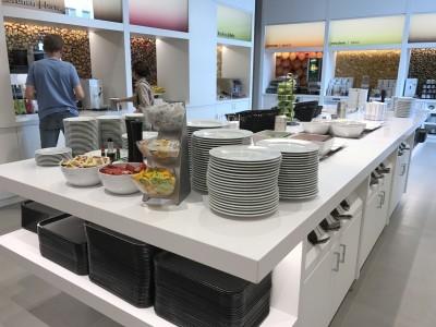 Hampton by HIlton Alexanderplatz Berlin breakfast review