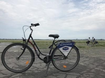 Hampton by Hilton Alexanderplatz bike airport tempelhof review