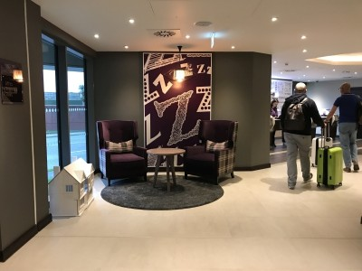 Premier Inn Heathrow Terminal 4 review