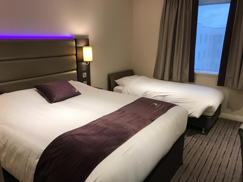 Premier Inn Heathrow Terminal 4 review