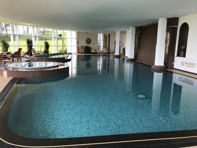 Trump Turnberry Starwood Luxury Collection Resort pool