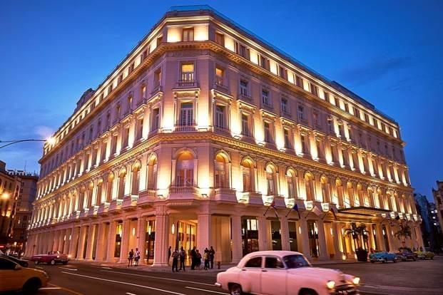 Kempinski hotel Havana Cuba