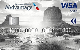 MBNA American Airlines visa credit card review