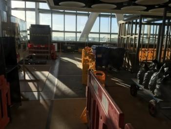 Plaza Premium lounge Terminal 5 Heathrow