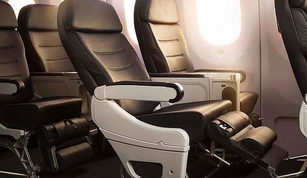 Air New Zealand premium economy new
