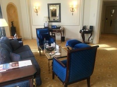 InterContinental Paris Le Grand Ambassador Suite